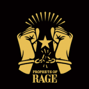 CD PROPHETS OF RAGE -PARTY'S OVER -EP