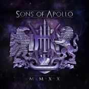 CD  SONS OF APOLLO- Mmxx