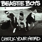 2LP BEASTIE BOYS - CHECK YOUR HEAD